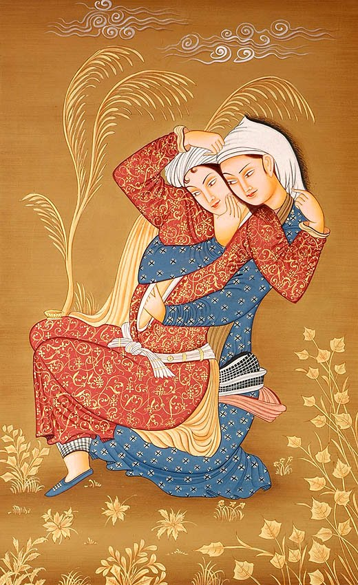 Iranian Love Poetry Farsi