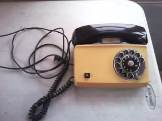 Telepon Vintage Ericsson Swedia