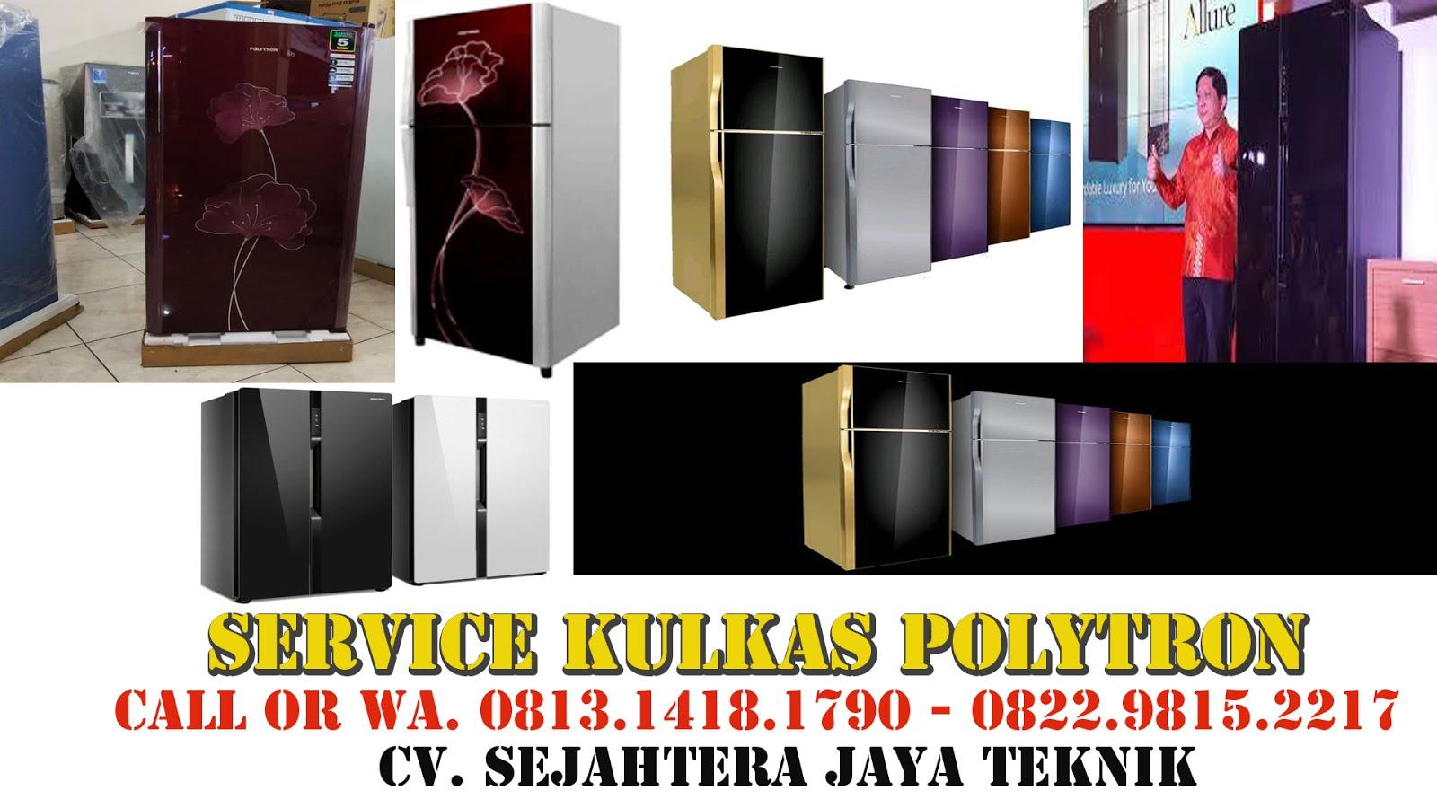 Service Kulkas Polytron Jakarta Pusat