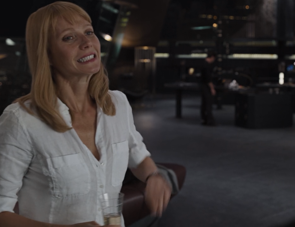 Gwyneth Paltrow - The Avengers - Part Two - Snapikk.com