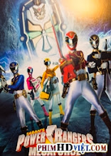 Biệt Đội Megaforce - Power Rangers Megaforce