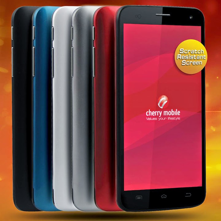 Cherry mobile flare 3 5 inch quad core android kitkat phone for