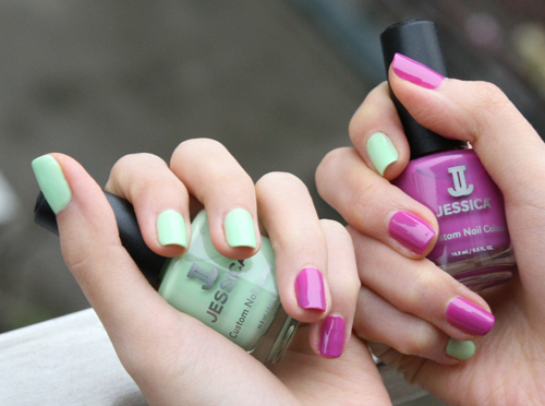 These Are Perfect Nail Colors For Summer