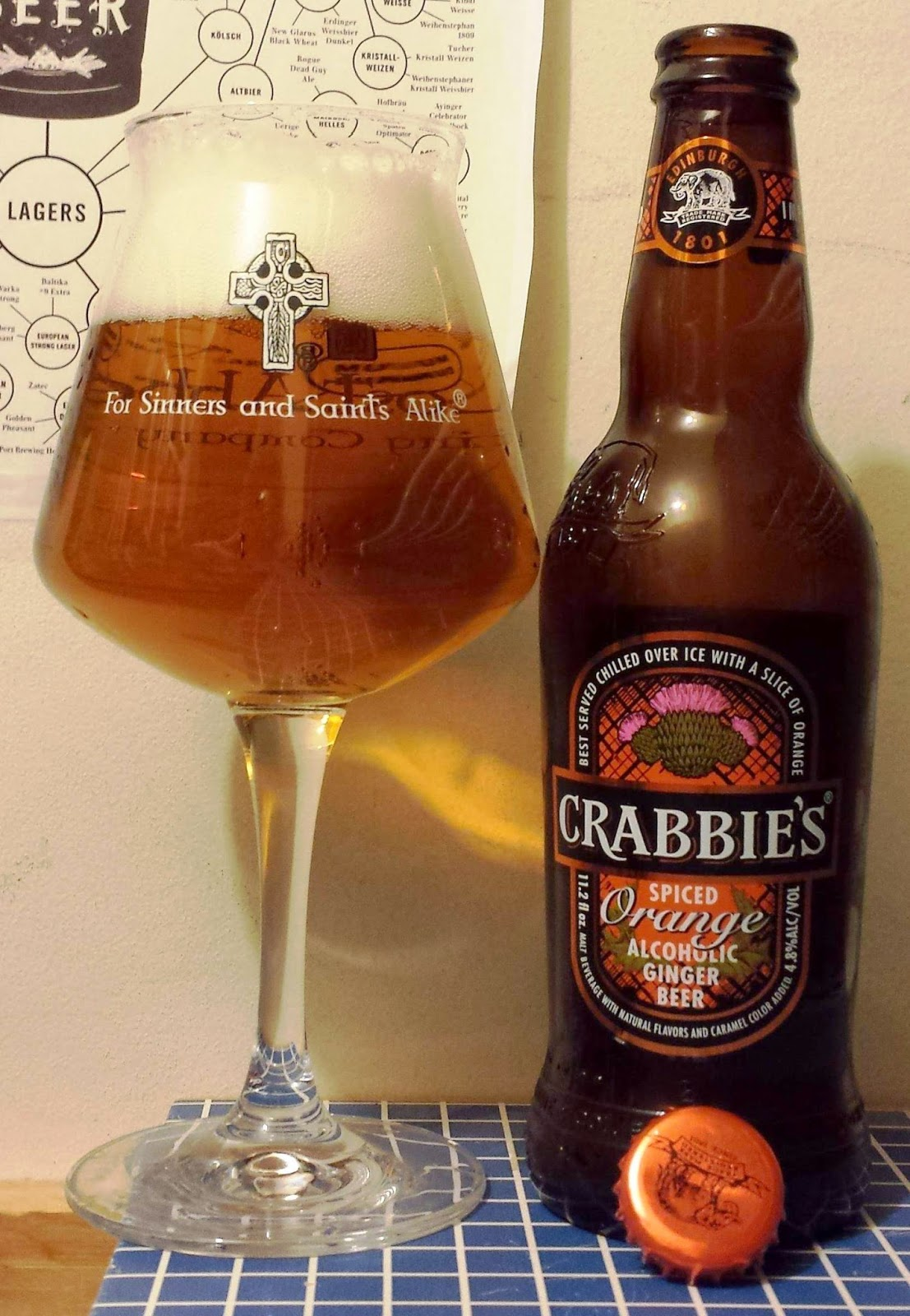 cabbies ginger beer