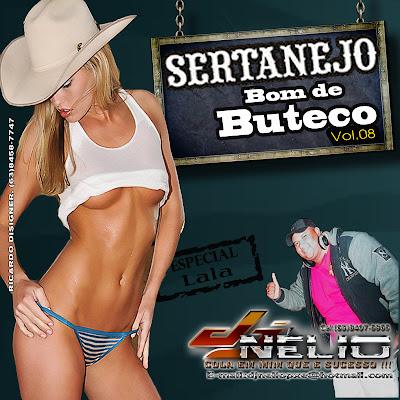 Sertanejo Bom de Buteco - Vol.08