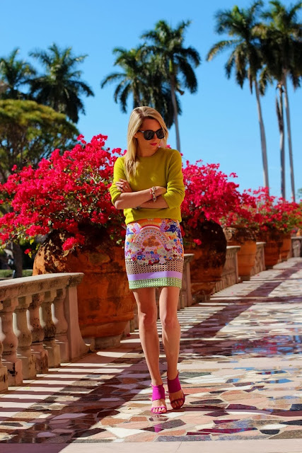 Colorful Dress Fashion In Daylight