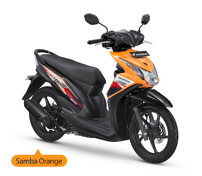 BeAT-FI CW Samba Orange Marketing Jepara