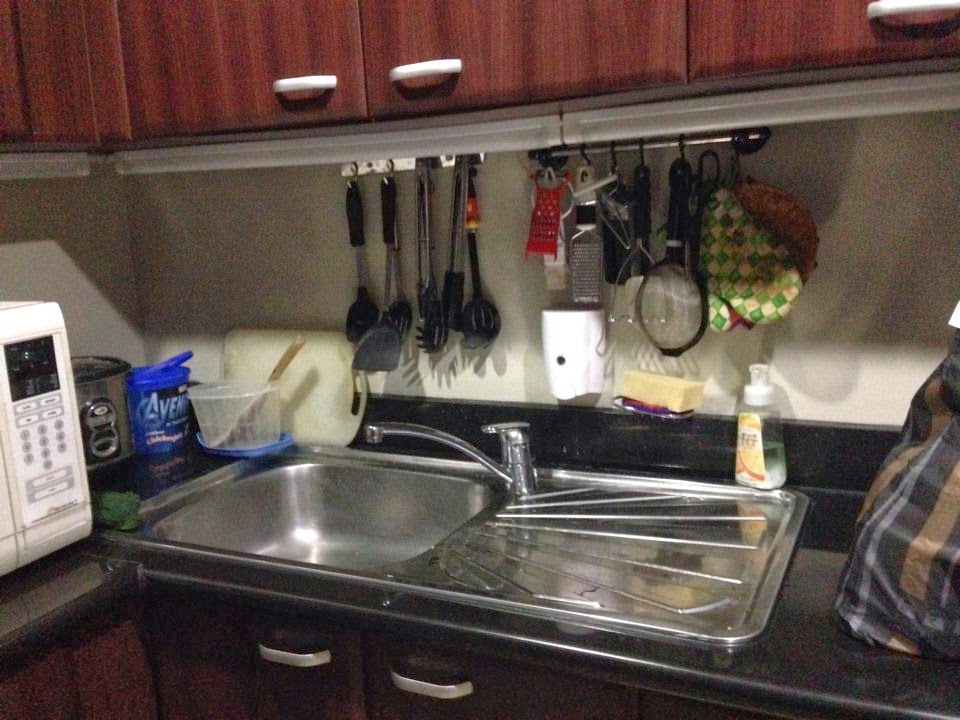 Urban Diaries: Simple Kitchen Makeovers: Before and After