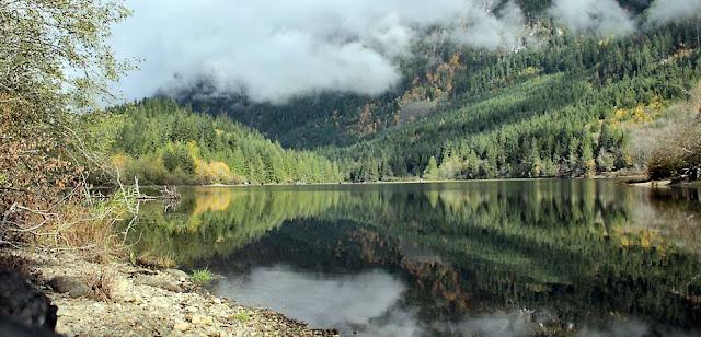 Un merveilleux automne en BC