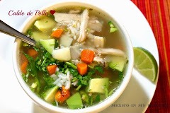 Caldo de Pollo/Chicken Soup