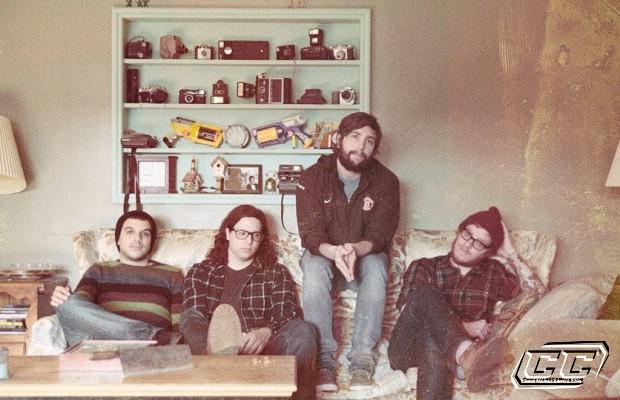 Sainthood reps - Monoculture 2011 Band members Francesco Montesanto, Derrick Sherman, Jani Zubkovs, Bradley Cordaro
