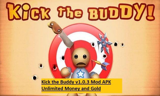 Kick the Buddy v1.0.3 Mod APK Unlimited Money and Gold