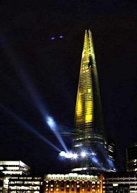 rascacielos Londres