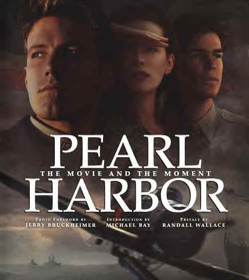 Available Now Pearl Harbor Movie And The Moment Hardcover NEW