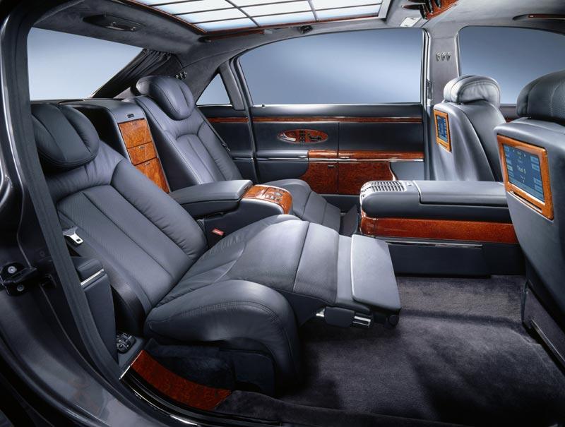Maybach Exelero Interior Hd Wallpaper Cars