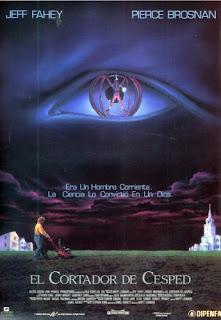 El Hombre del Jardín (Realidad Virtual) (El Jardinero Asesino Inocente) (El Cortador de Césped ) (The Lawnmower Man) (1992) Español Latino