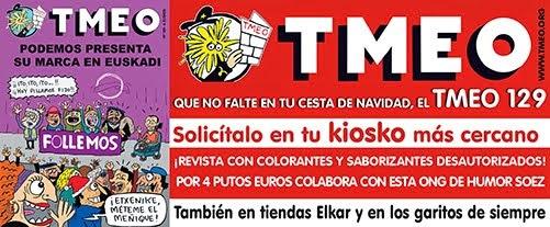 ¡EL TMEO 129 YA ESTÁ A LA VENTA!