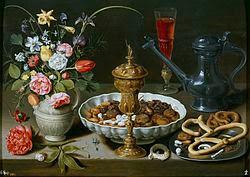 El arte de Clara Peeters: Amberes 1594-La Haya 1657