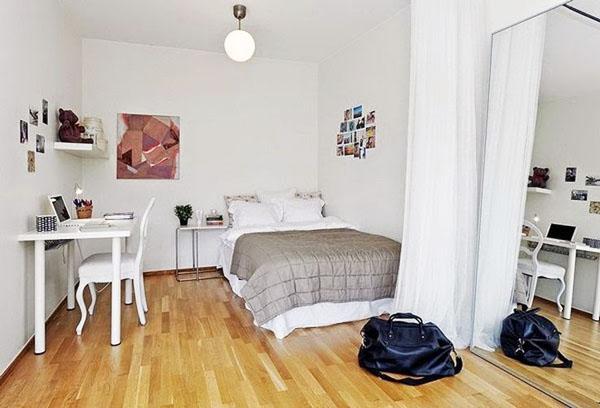 Tips deco 6 ideas para decorar dormitorios peque os - Decoracion dormitorios pequenos ...