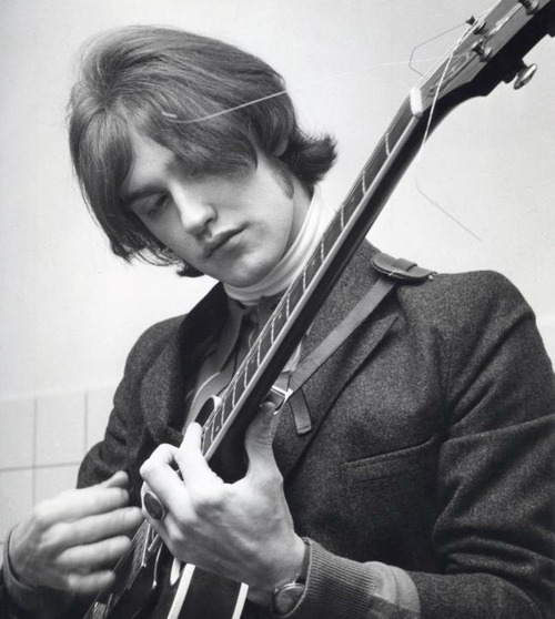 Dave Davies And George Harrison Parallel Lives Part I