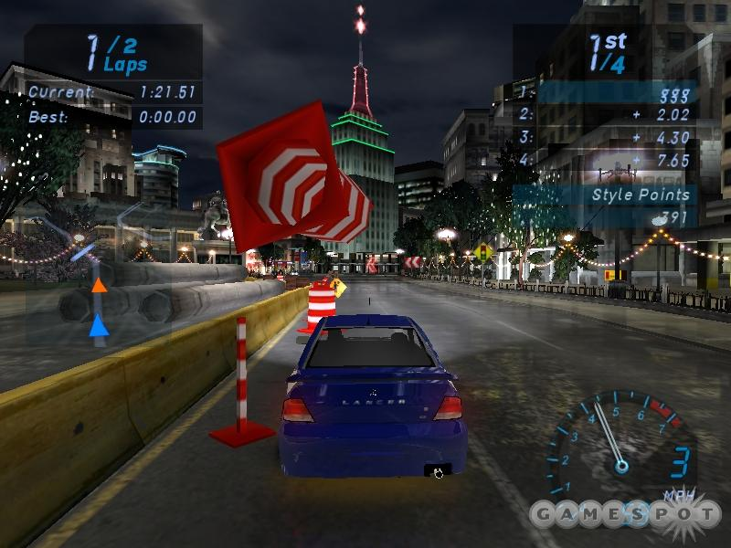 NFS Underground 2003 Gameplay HD 1080p YouTube   Need for Speed