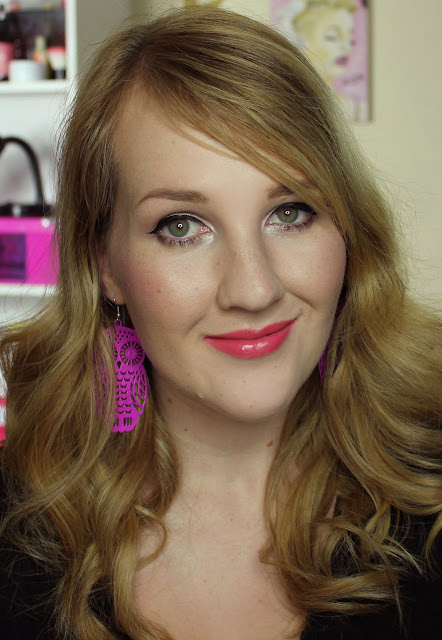 Collection Lasting Colour Lipstick - Sweet Tart Swatches & Review