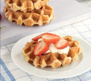 Waffles-Recipe