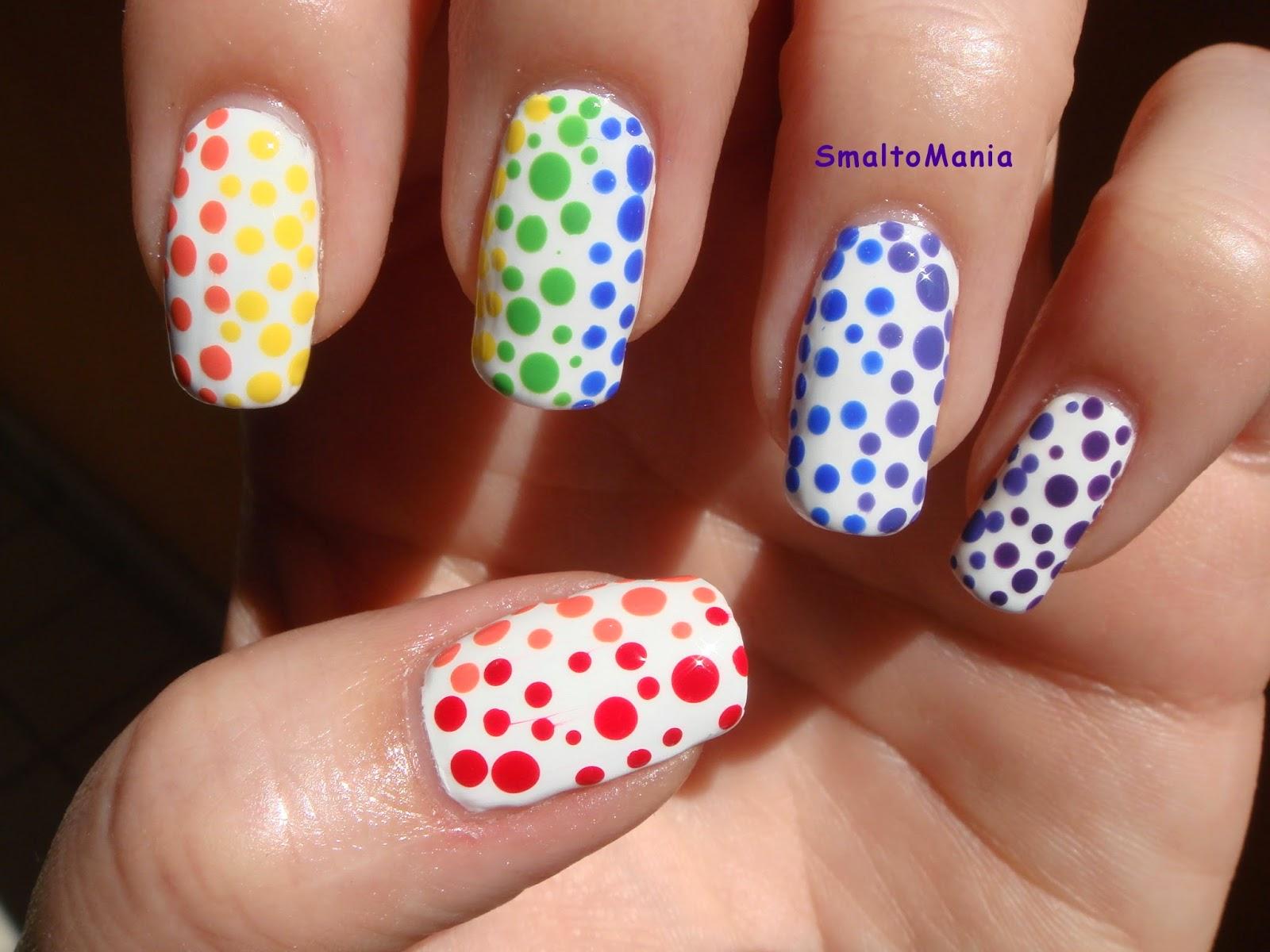 Rainbow Dotticure