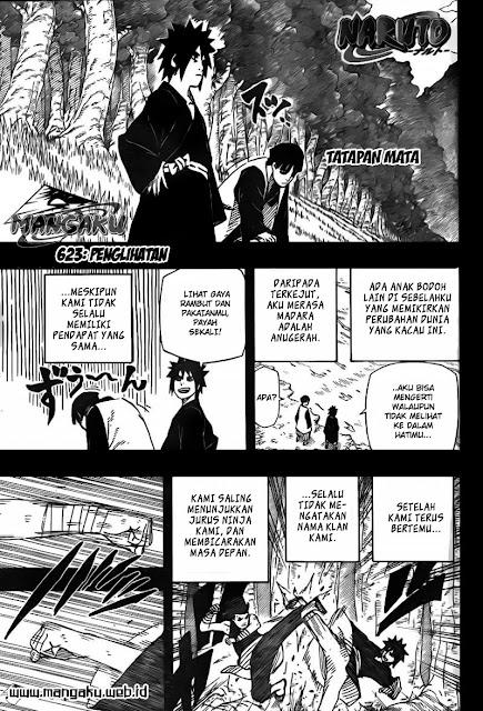 halaman 1 dari 16 halaman komik naruto 623 bahasa indonesia