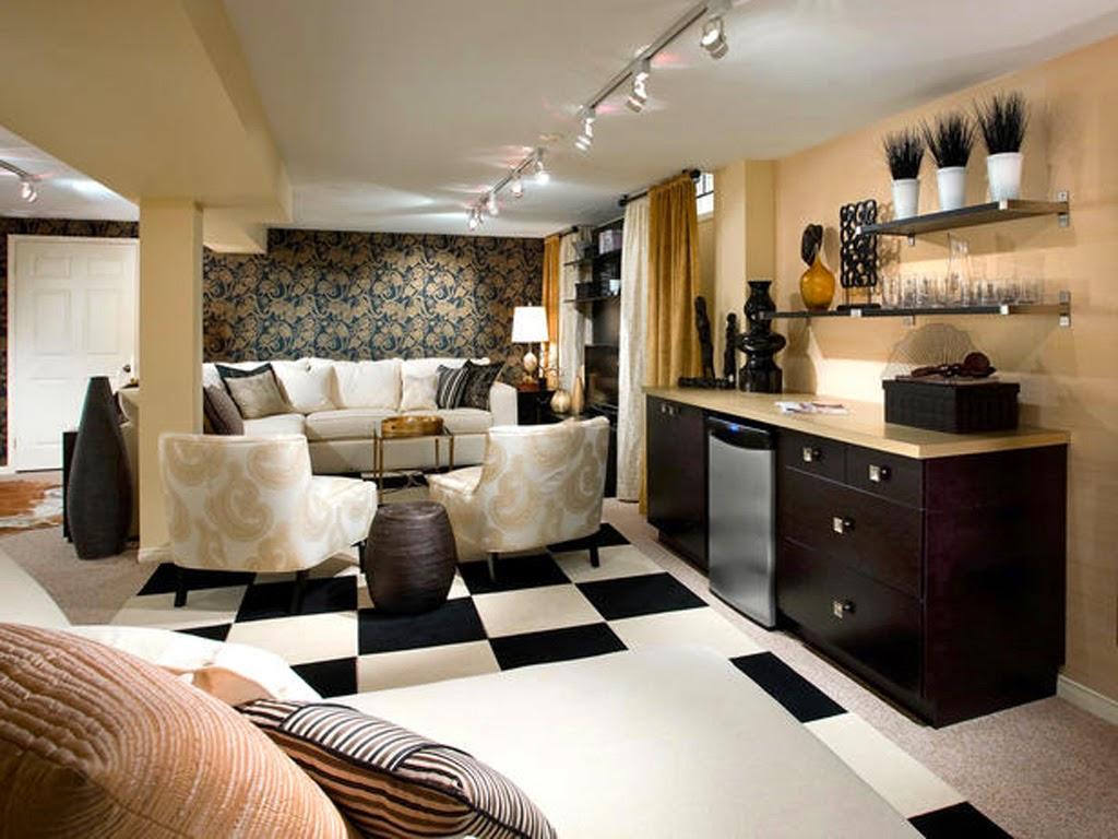 Decorating Basement Apartments Latest Basement Ceiling Ideas U