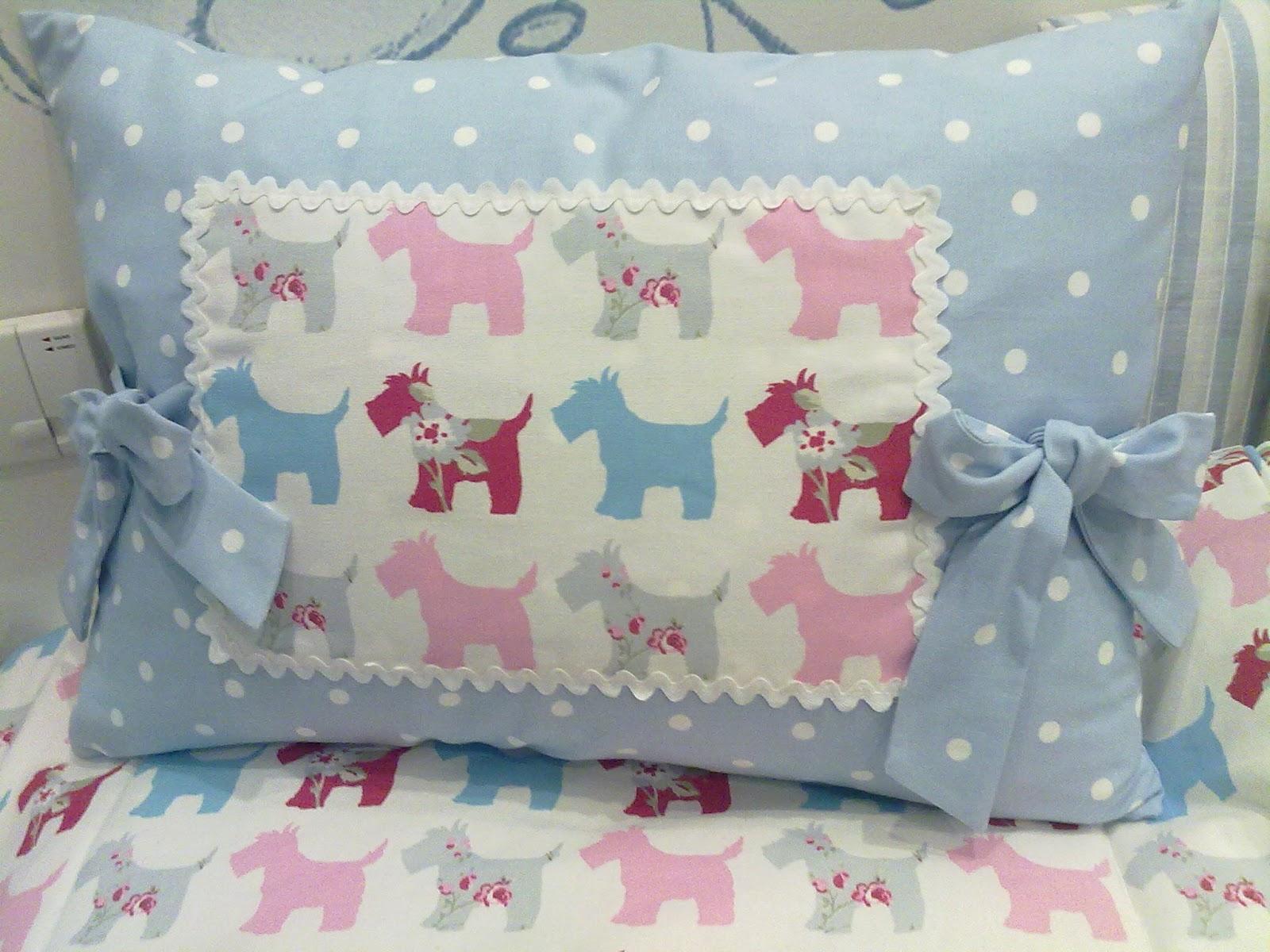 Habitaciones infantiles bebe decoraci n textil - Telas infantiles online ...