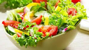 Salad chua, giòn
