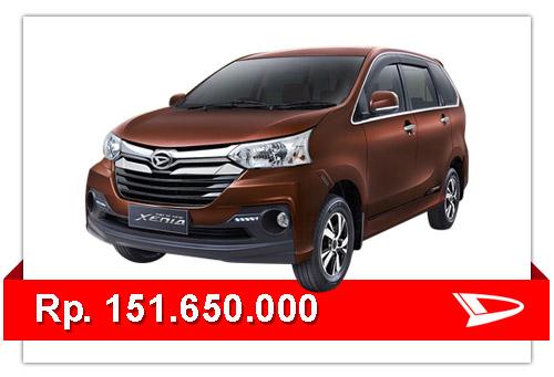 Update Harga Mobil Daihatsu Great New Xenia Terbaru 2015