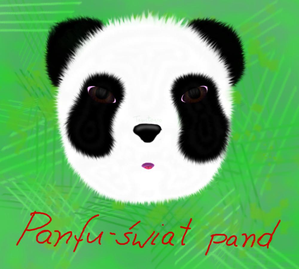 Panfu-świat pand