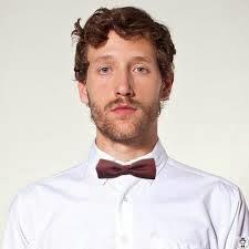 Skinnier bow tie