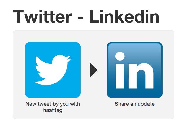Vous pouvez ajouter ou supprimer des comptes Twitter en cliquant sur le lien Gérer vos préférences Twitter dans la section Profil de votre page Préférences sur Linkedin.