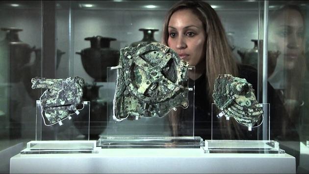 Αφιέρωμα ρωσικών ΜΜΕ για τον Μηχανισμό των Αντικυθήρων και ύμνοι προς τους Αρχαίους Έλληνες και την υψηλή τεχνολογία τους (βίντεο)