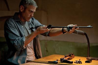 El americano George Clooney