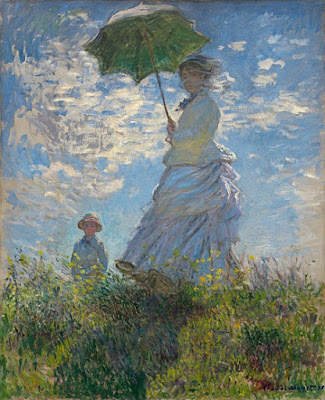 Tranh của họa sỹ Claude Monet đẹp hay xấu?