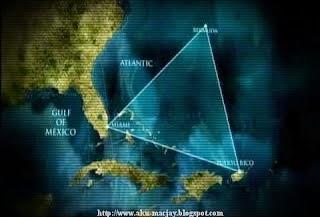 Jin Islam Dedah Rahsia Segitiga Bermuda Yang Manusia Tidak Ketahui