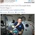 A páscoa, aqui na Terra e na Estação Espacial