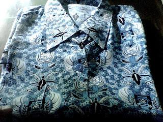 Batik SMA N 1 Pati