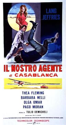 Il nostro agente a Casablanca
