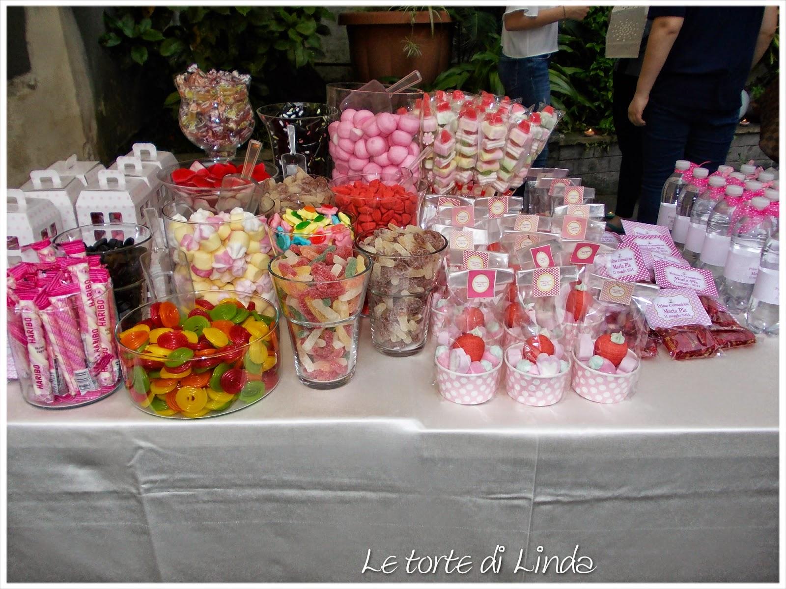 le torte di linda: buffet prima comunione - Buffet Comunione A Casa