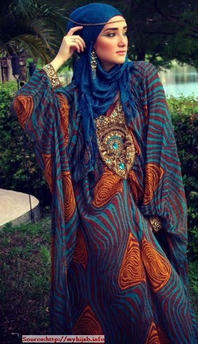 Hijab moderne et elegance
