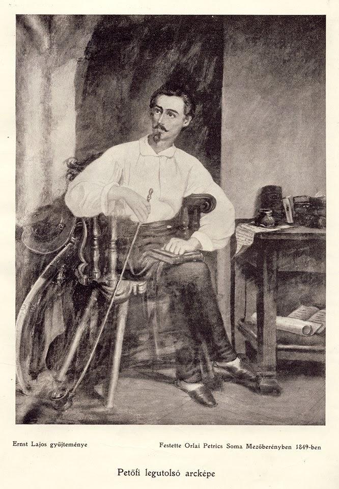 Petőfi Sándor, vers, költészet, 1848–49, Bem József, Segesvár, évforduló, Tóth János, Petőfire emlékezem