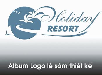 album logo lê sâm thiết kế
