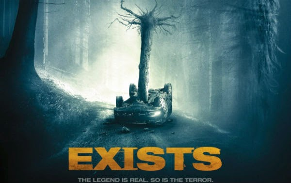 Exists, Film Horror Terbaru Mirip Bigfoot