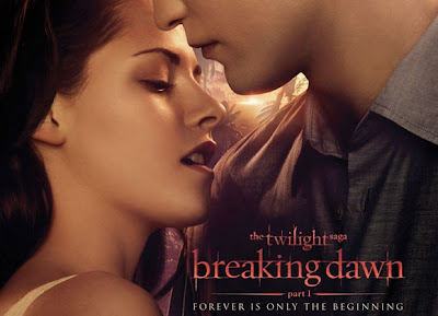Twilight 4 Breaking Dawn - Bella, Edward and Jacob