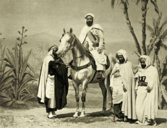 Mohammed-Chérif Sahli - L'Emir Abd-el-Kader : chevalier de la foi